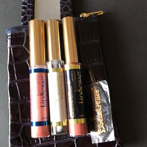 Senegence Bundle - Lipsense, Gloss, Oops & Bag